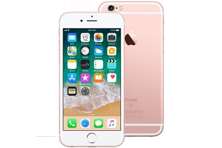 Used as Demo Apple Iphone 6S 32GB Rose Gold (Local Warranty, 100% Genuine)