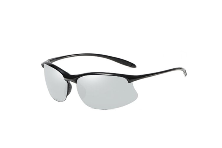 Riding Glasses Outdoor Wind Mirror Movement Run Polarized Bicycle Sunglasses - 5