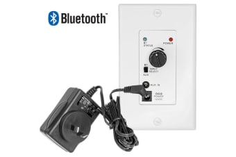 Bluetooth Wall Plate Amp Stereo Amplifier