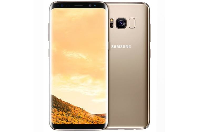Used as demo Samsung Galaxy S8+ Plus SM-G955F Gold 64GB (AU STOCK, AU MODEL, AU VERSION)