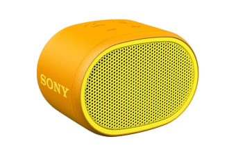 Sony Extra Bass Wireless Speaker - Yellow (SRS-XB01Y)
