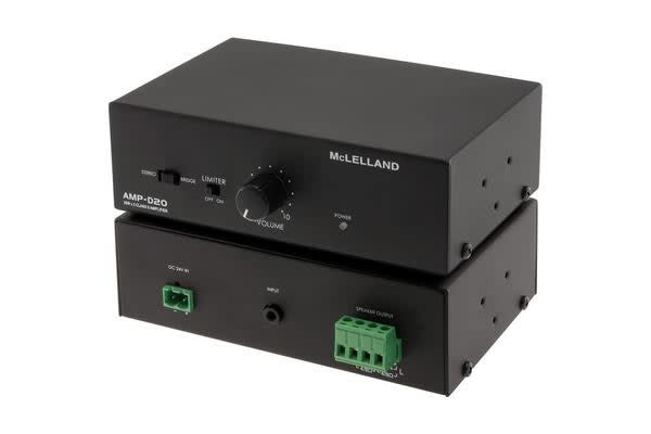 Mclelland Class D Power Amplifier