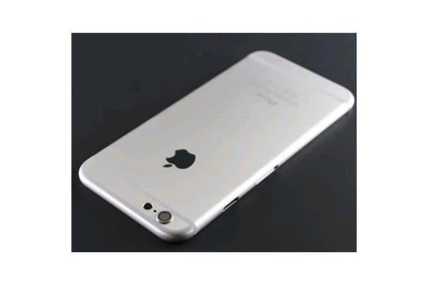 iPhone 6 Plus Middle frame & Backcover (Silver)