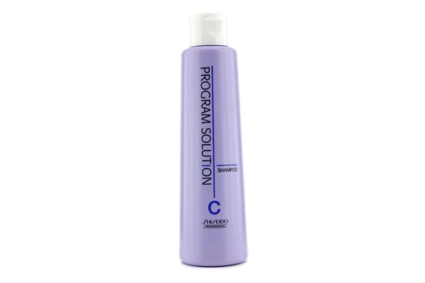 Shiseido Program Solution Shampoo C (For Colored Hair) (200ml/6.7oz)