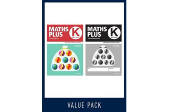 Maths Plus NSW Syllabus Student and Assessment Book K Value Pack, 2020