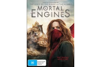 Mortal Engines DVD Region 4