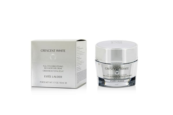 Estee Lauder Crescent White Full Cycle Brightening Rich Moisture Creme (50ml/1.7oz)