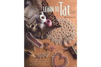 Learn to Tat - With Interactive DVD