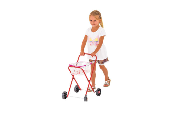 Orbit - Metal Clothes Trolley & Basket