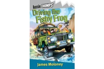 Driving The Fishy Frog - Aussie Chomps