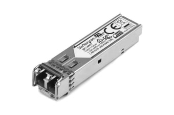 StarTech JD118BST HP JD118B Compatible SFP - Gigabit Fiber 1000Base-SX SFP Transceiver Module - MM