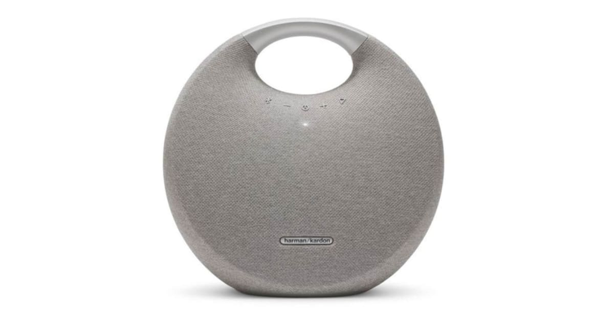 Harman Kardon Onyx Studio 5 Portable Bluetooth Speaker - Grey | Bluetooth  Speakers |