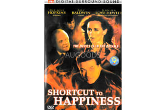 Shortcut to happiness - Region 1 Rare- Aus Stock DVD PREOWNED: DISC LIKE NEW