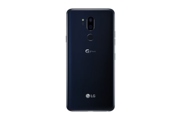 LG G7 ThinQ (128GB, Aurora Black)