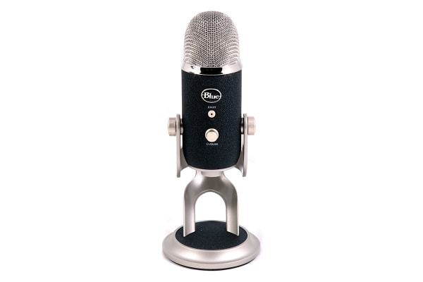 Blue Yeti Pro USB & Analog Microphone - Black