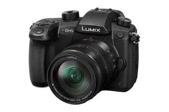 Panasonic Lumix GH5 with 12-35mm f/2.8 Lens