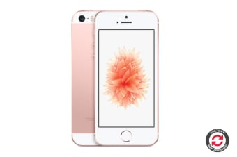 Refurbished Apple iPhone SE (64GB, Rose Gold)