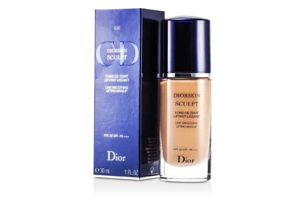 Christian Dior Diorskin Sculpt Line Smoothing Lifting Makeup SPF20 - # 030 Medium Beige (30ml/1oz)