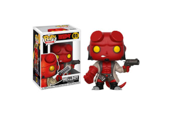 Hellboy (with chase) Pop! Vinyl