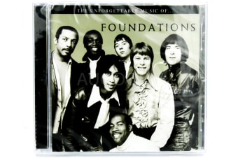 Foundations - Various Artists BRAND NEW SEALED MUSIC ALBUM CD - AU STOCK