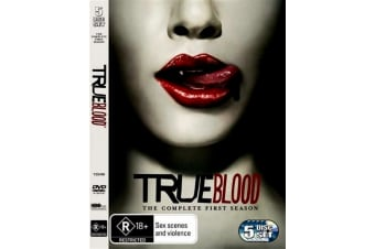 True Blood : Season 1 - Series Rare- Aus Stock DVD PREOWNED: DISC LIKE NEW