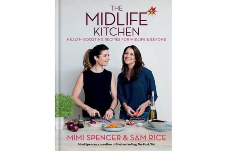 The Midlife Kitchen - health-boosting recipes for midlife & beyond