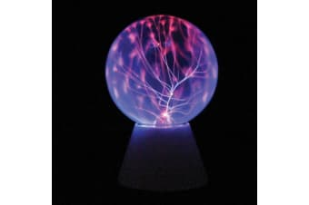 Tesla's Lamp Plasma Ball 15cm Diameter
