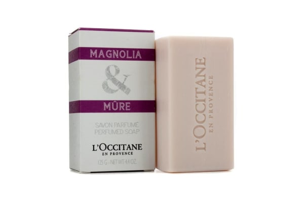 L'Occitane Magnolia & Mure Perfumed Soap (125g/4.4oz)