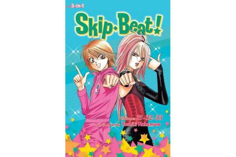 Skip Beat! (3-in-1 Edition), Vol. 11 - Includes volumes 31, 32 & 33