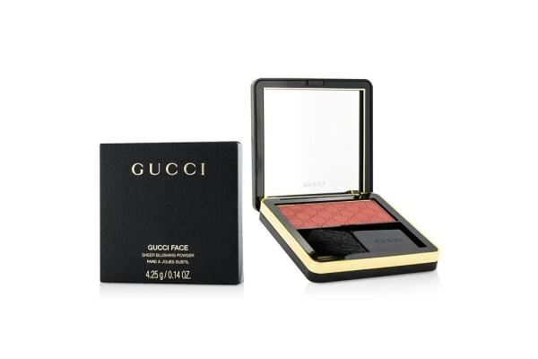 Gucci Sheer Blushing Powder - #080 Cherry Nectar (4.25g/0.14oz)