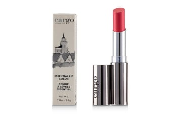 Cargo Essential Lip Color - # Palm Beach (Pink Coral) 2.8g