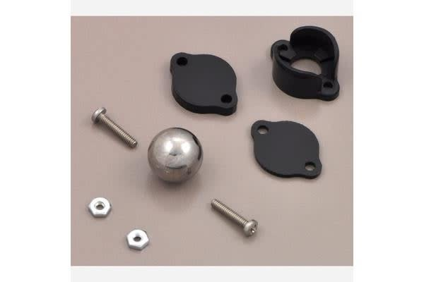 "Pololu Ball Caster with 1/2"" Metal Ball"