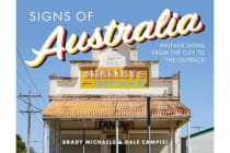 Signs of Australia - Vintage signs from the city to the outback