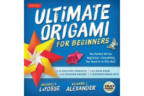 Ultimate Origami for Beginners - The perfect kit for beginners - Everything you need in this box