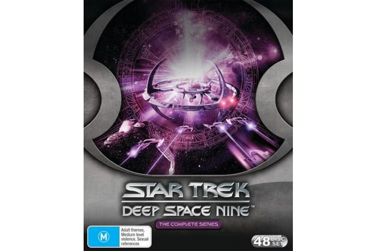 Star Trek Deep Space Nine The Complete Journey Series 1-7 DVD Region 4