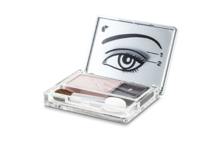 Clinique All About Shadow Duo - # 15 Uptown Downtown 2.2g