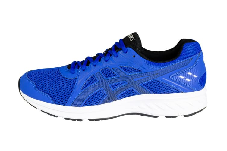 ASICS Men's JOLT 2 Running Shoes (Imperial Blue/White, Size 10)
