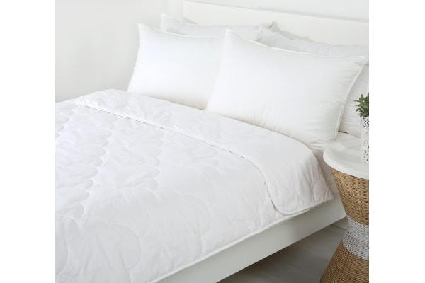 100% Cotton Quilt King Bed