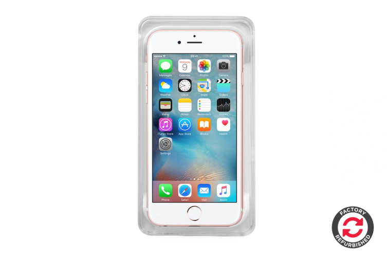 Apple iPhone 6s Refurbished (16GB, Rose Gold) - A- Grade