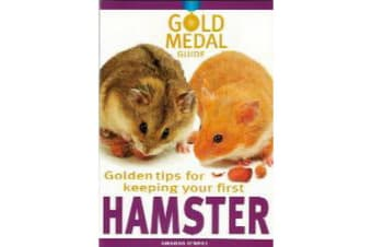 Interpet Limited Gold Medal Series Hamster Care Book (Multicoloured)