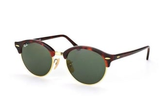 f18db045231 Ray-Ban RB4246 51mm - Dark Havana (Grey Green Polarised lens) Unisex  Sunglasses