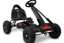 Kids Pedal Go Kart (Black)