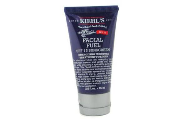 Kiehl's Facial Fuel SPF 15 Sunscreen Energizing Moisture Treatment (75ml/2.5oz)