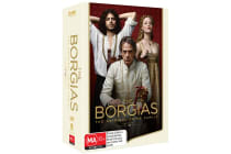 The Borgias: Seasons 1-3 DVD