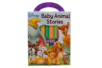 Baby Animal Stories - My First Library