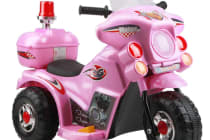 Kids Ride on Motorbike (Pink)