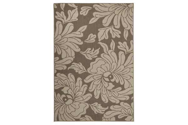 Bloom Natural Outdoor Rug 160X110cm