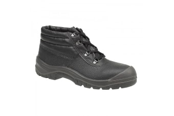 Centek FS83 Safety Boot / Womens Ladies Boots (Black)