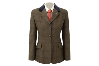 Caldene TEX Maids Silverdale Competition Jacket (Brown)