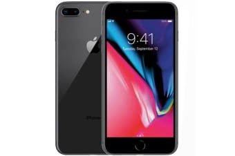Used as Demo Apple Iphone 8 Plus 64GB Space Grey (AU STOCK, AU MODEL, 100% Genuine)
